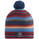 Elevenate Montagne Beanie Women ocean blue
